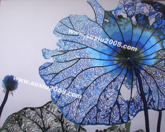 手工梅花纸盘展示图片