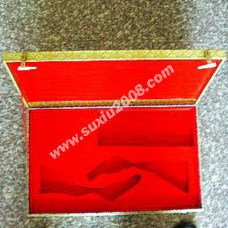 单面绣锦盒|双面绣锦盒|刺绣专用锦盒