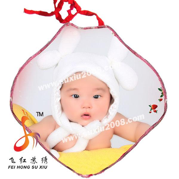 手工刺绣|宝宝纯棉肚兜|婴儿肚兜
