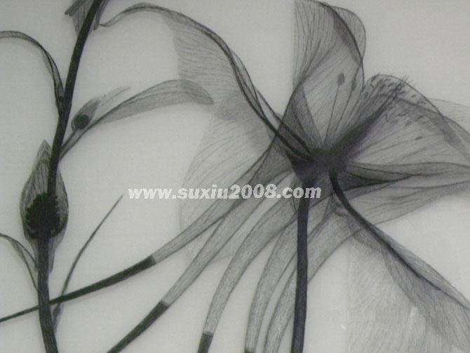 苏绣图片艺术之花1
